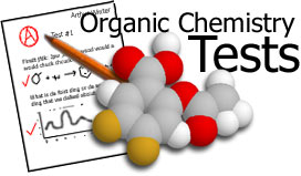 Organic Chemistry Practice Tests